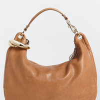 Jimmy Choo 'Solar Calf - Large' Leather Hobo | Nordstrom