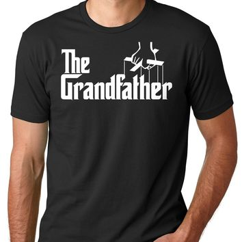The Godfather Inspired Grandfather T-Shirt. A Gift Grandpa Will Love! - FREE SHIPPING