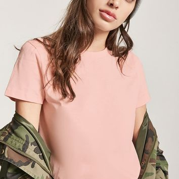 Cotton Boxy Tee