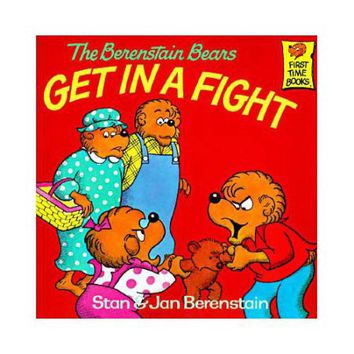 The Berenstain Bears Get in a Fight (First Time Books(R)) - Walmart.com