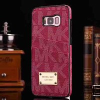 Perfect Michael Kors Phone Cover Case For Samsung Galaxy s8  s8Plus