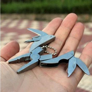 Mini Foldaway Multi-function Outdoor Tool