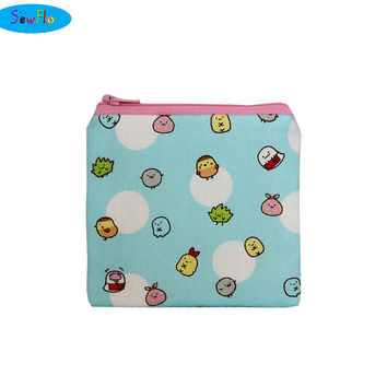 NEW! Zip Bag-Zip Pouch-Zipper Bag-Change Purse-Change Bag-Change Pouch-Change Wallet