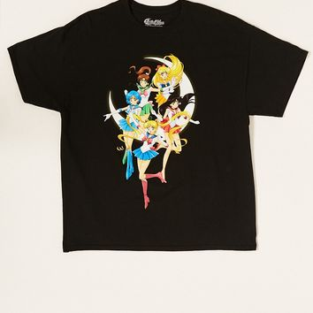 Sailor Moon Graphic Tee