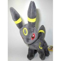 Pokemon Center 2009 Umbreon Canvas Series Plush Toy