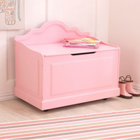 Raleigh Toy Box Pink