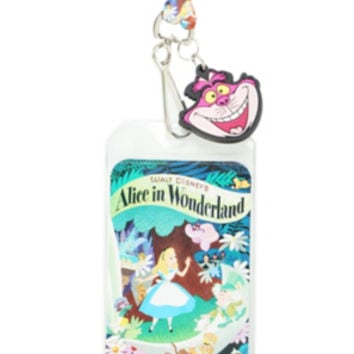 Disney Alice In Wonderland Lanyard