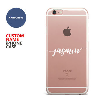 personalized phone case, personalised iPhone 6 case, iPhone 7 case, iPhone 7 plus, iPhone 6s, 6 Plus, iPhone phone cover (Ships From UK)
