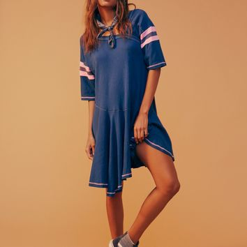 Free People Sports Tee Dress