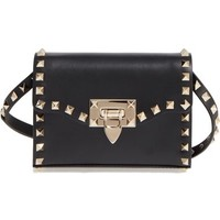 Valentino Small Rockstud Leather Shoulder Bag | Nordstrom