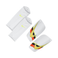 Nike CR7 Mercurial Lite Soccer Shin Guard - White