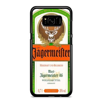 Jagermeister Samsung Galaxy S8 Plus Case