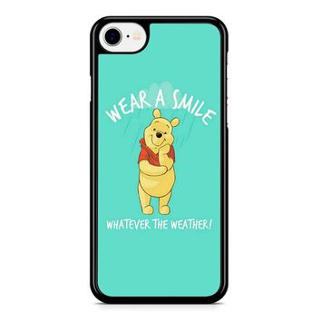 Winnie The Pooh Quote 2 iPhone 8 Case