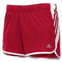 adidas Wisconsin Badgers Shorts - Women's, Size: