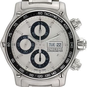 Ebel Men's Ebel 1911 Discovery Stainless Steel Watch, 43mm - Silver