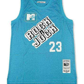 Rock N Jock Bill Bellamy Basketball Jersey