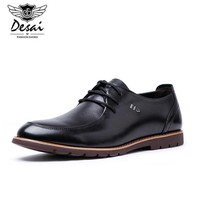 Top Quality Genuine Leather Oxfords Shoes For Men Dress Shoes Men Formal Shoes Lace Up