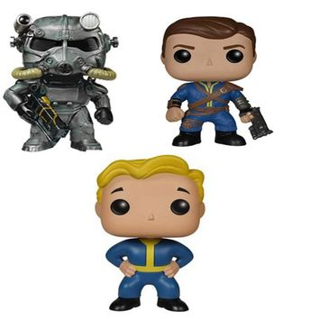 The Fallout Boys