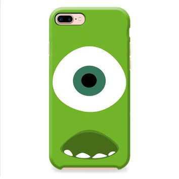 Monster Inc Green iPhone 8 | iPhone 8 Plus Case
