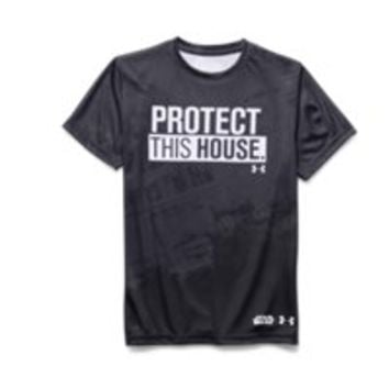 Under Armour Boys' Star Wars UA PTH T-Shirt