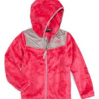 The North Face Oso Fleece Hoodie (Toddler Girls & Little Girls)   Nordstrom