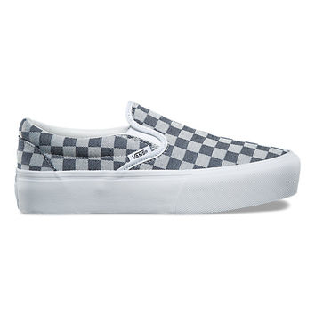 Slip-On Platform SF | Shop At Vans