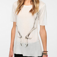 Urban Outfitters - Workshop Antlers Tunic Tee