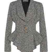 Tweed Fitted Jacket | Moda Operandi