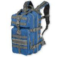 Falcon II Backpack, Royal Blue Foliage
