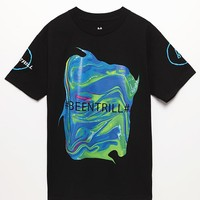 Been Trill Hollow T-Shirt - Mens Tee - Black