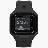 Nixon The Supertide Watch All Black One Size For Men 25718217801