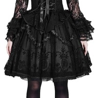 Mysterious Lolita | MINI SKIRT