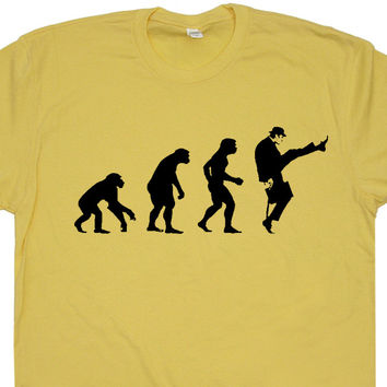 Monty Python T Shirt Ministry Of Silly Walks T Shirt Funny Movie T Shirts