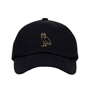 GOLD OWL DENIM SPORTCAP STRAPBACK SPORTCAP | October's Very Own