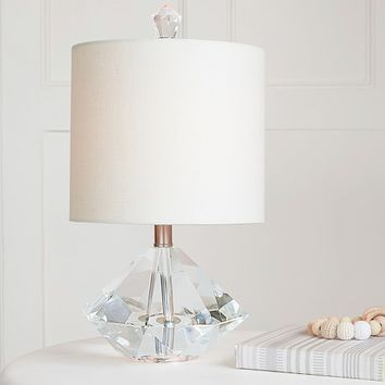 Diamond Gem Lamp