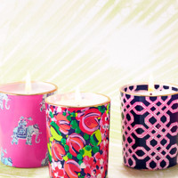 Lilly Pulitzer Votive Candle Set-Wild Confetti