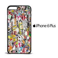 JDM Sticker Bomb Cover A0645 iPhone 6 PLus Case