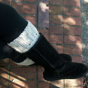 Plus Size Boots Cuffs - FREE SHIPPING - Boot Cuffs Wide - XL