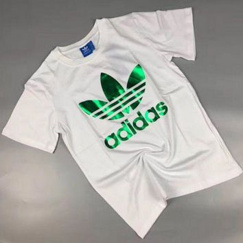 DCCKSP2 Adidas: men and women classic tee shirt T-shirt