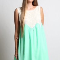 Kori America Sleeveless Shift Dress