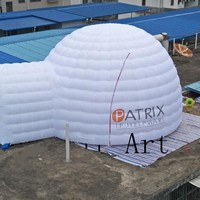 inflatable lawn tent lounge wedding party event tent / inflatable party tent