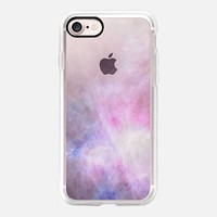 The Purple Density Of the Universe (clear) iPhone 7 Case by Barruf | Casetify