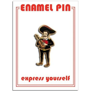 THE FOUND PIN - MARIACHI PLAYER