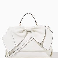 Morgana Bow Satchel | Fashion Handbags & Purses - Holiday | charming charlie