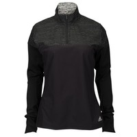 adidas Supernova Storm 1/2 Zip Jacket - Women's at Lady Foot Locker