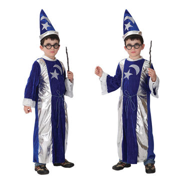 Harry Potter Kids Wizard Costumes Halloween Christmas Masquerade Party Boys Fancy Dress Children Cosplay Clothes