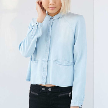 BDG Sidney Button-Down Pocket Shirt - Urban Outfitters