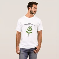 Funny Weed T-Shirt for Men