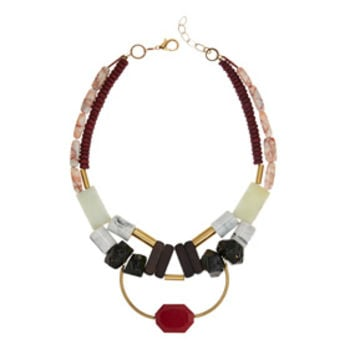 Red Falls Necklace