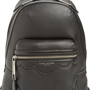 MARC JACOBS Scallops Leather Backpack | Nordstrom